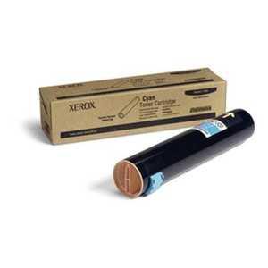 Toner XEROX Cyan pre Phaser 7760 na 250 00 strán - 106R01160 vyobraziť
