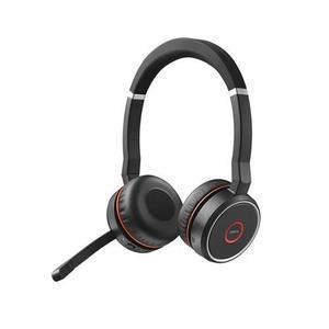 Headset Jabra Evolve 75, duo, USB-BT, MS 7599-832-109 vyobraziť