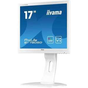Monitor iiyama ProLite B1780SD-W1, 17'', LCD, 5ms, DVI, pivot vyobraziť