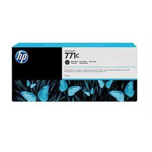 B6Y07A Matná čierna atramentová kazeta HP 771C Designjet, 775 ml vyobraziť