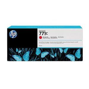 B6Y08A Chromatická červená atramentová kazeta HP 771C Designjet, 775 ml vyobraziť