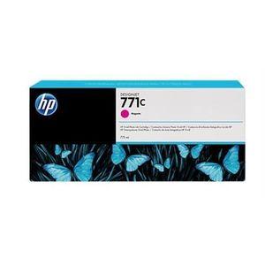 B6Y09A Purpurová atramentová kazeta HP 771C Designjet, 775 ml vyobraziť