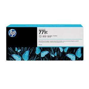 B6Y14A Svetlosivá atramentová kazeta HP 771C Designjet, 775 ml vyobraziť