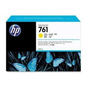Kazeta HP CM992A No. 761 ink žltá 400ml vyobraziť
