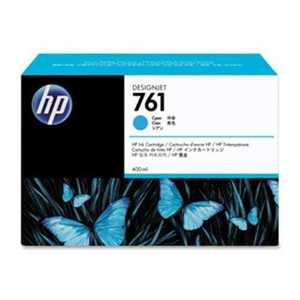 Kazeta HP CM994A No. 761 ink cyan 400ml vyobraziť