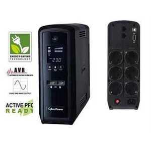 CyberPower UPS Intelligent PFC 1500VA-900W LCD CP1500EPFCLCD vyobraziť