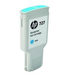 F9J76A HP 727 300-ml Cyan DesignJet Ink Cartridge vyobraziť