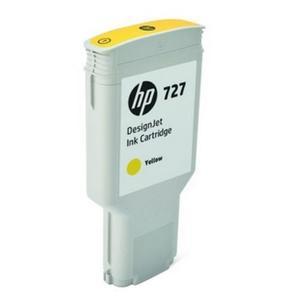 F9J78A HP 727 300-ml Yellow DesignJet Ink Cartridge vyobraziť