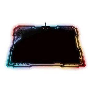 Podložka pod myš, EMP013, herná, čierna, 36.5x26.5 cm, E-Blue, podsvietená EMP013BKCH-IU vyobraziť