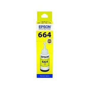 Epson atrament L100/L200/L210/L355/L550 Yellow C13T66444A vyobraziť