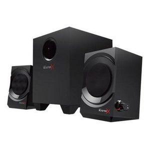 Creative Sound BlasterX KRATOS S3, reproduktory pre hráčov 2.1 51MF0475AA000 vyobraziť