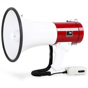 Auna MEG1-HY-300, megafón 80 W, reproduktor, siréna, 1000 m vyobraziť