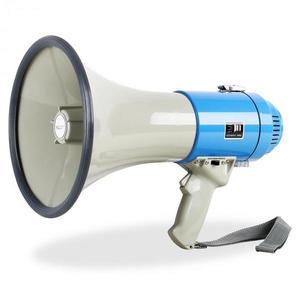 Megafón Auna, 60 W, 1000 m, siréna vyobraziť