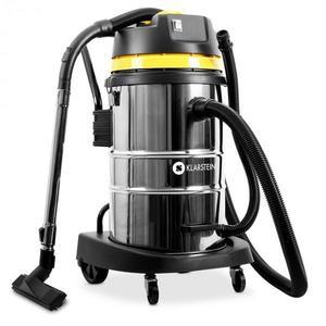 Klarstein IVC-50, priemyselný vysávač, suché a mokré sanie, 50 l, 2000 W vyobraziť