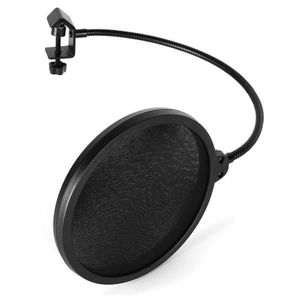 Auna Pro POP-1, pop filter, protiveterná ochrana, čierny vyobraziť