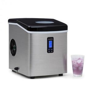 Klarstein Mr. Black-Frost, 150 W, stroj na výrobu ľadu vyobraziť