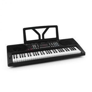 SCHUBERT Etude 300, čierne, klávesy, 61 kláves, 300 zvukov, 300 rytmov, 500 dem vyobraziť