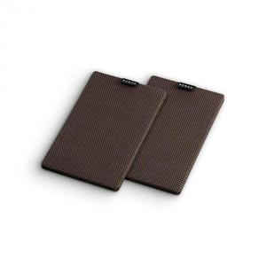 Numan Retrospective 1979 S, čiernohnedý, textilný kryt, 2 kusy, poťah na regálový reprodukto vyobraziť