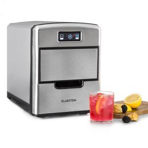 Klarstein Metropolitan, výrobník ľadu, 12kg/24h, digitálny displej vyobraziť