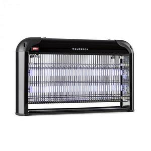 Waldbeck Mosquito Ex 5000, lapač hmyzu, 38W, hubič hmyzu, UV svetlo, 150m², čierna vyobraziť
