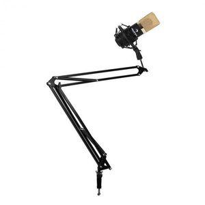 Auna Set študiového mikrofónu a ramenového stojanu na mikrofón vyobraziť