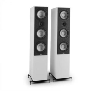 Numan Reference 801, biele, trojpásmové vežové reproduktory, pár vyobraziť