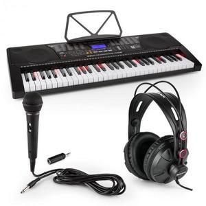 SCHUBERT Etude 225 USB, nácvičný elektronický klavír so slúchadlami a mikrofónom vyobraziť