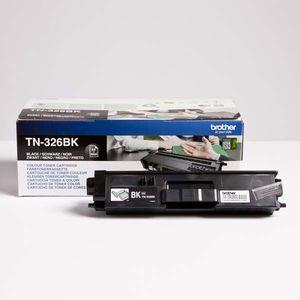 Brother TN-326 (TN326BK) - originálny, black, 4000 strán vyobraziť