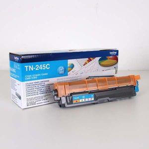 BROTHER TN-245 - originálny toner, azúrový, 2200 strán vyobraziť