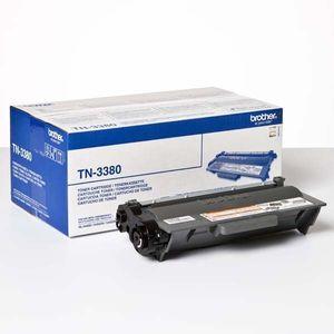 Brother TN-3380 (TN3380) - originálny, black, 8000 strán vyobraziť