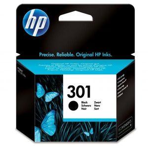 HP originál ink CH561EE, HP 301, black, 190str., HP Deskjet 1000, 1050, 2050, 3000, 3050 vyobraziť