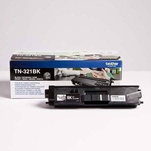 Brother TN-331/TN-321 (TN321BK) - originálny, black, 2500 strán vyobraziť