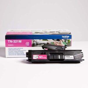 BROTHER TN-331/TN-321 - originálny toner, purpurový, 1500 strán vyobraziť