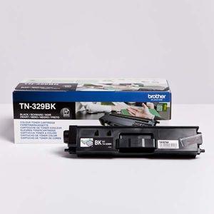 Brother TN-329 (TN329BK) - originálny, black, 6000 strán vyobraziť