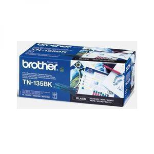 Brother TN-135 (TN135BK) - originálny, black, 5000 strán vyobraziť