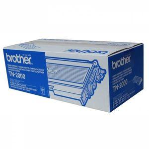 Brother TN-2000 (TN2000) - originálny, black, 2500 strán vyobraziť