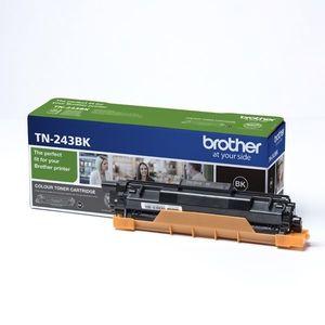 Brother TN-243 (TN243BK) - originálny, black, 1000 strán vyobraziť