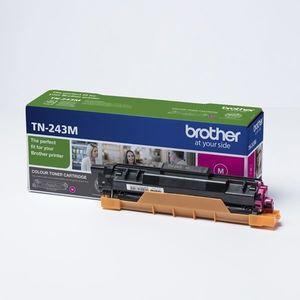 BROTHER TN-243 - originálny toner, purpurový, 1000 strán vyobraziť