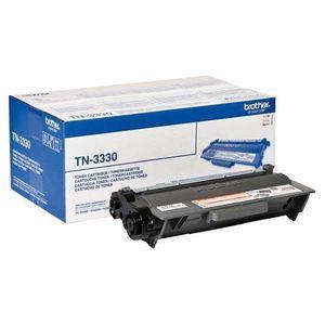 Brother TN-3330 (TN3330) - originálny, black, 3000 strán vyobraziť