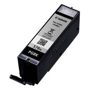 CANON PGI-570-PGBK XL BK - originálna cartridge, čierna, 22ml vyobraziť