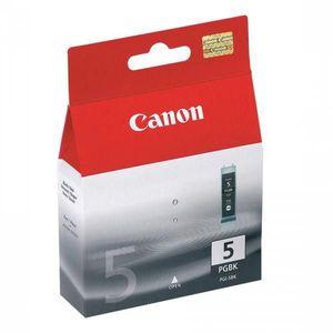 CANON PGI-5 BK - originálna cartridge, čierna, 26ml vyobraziť