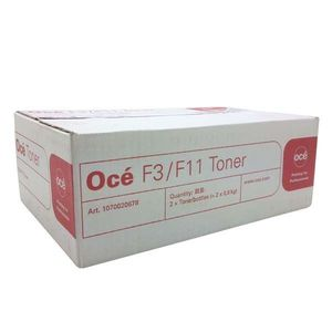 Oce originál toner 1060040123, 1070020678, 7431B003, black, TYP F3/F11, Oce 3045, 3055, 2x800g vyobraziť