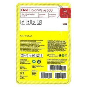 OCÉ 9787B001AA - originálny toner, žltý vyobraziť