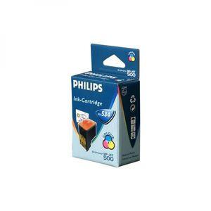 Philips originál ink PFA 531, black, Philips MF-505, 440, 450, 485, 500 vyobraziť