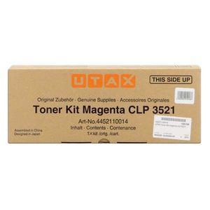 UTAX 4452110014 - originálny toner, purpurový, 4000 strán vyobraziť