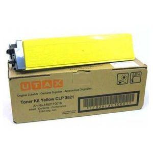UTAX 4452110016 - originálny toner, žltý, 4000 strán vyobraziť