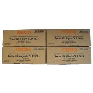 UTAX 4462110014 - originálny toner, purpurový, 5000 strán vyobraziť