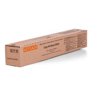UTAX 662510010 - originálny toner, čierny, 12000 strán vyobraziť