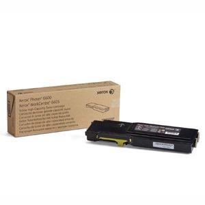 XEROX 6600 (106R02235) - originálny toner, žltý, 6000 strán vyobraziť