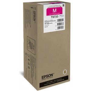 kazeta EPSON WF-C869R magenta XL 22.000 strán C13T973300 vyobraziť